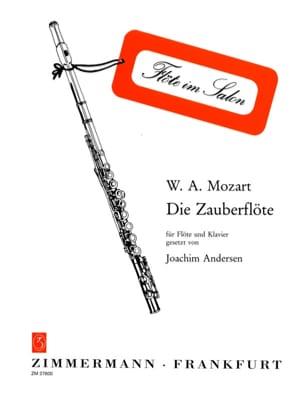 MOZART - Die Zauberflöte - Partition - di-arezzo.co.uk