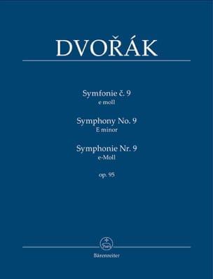 Symphonie Nr. 9 -Partitur DVORAK Partition laflutedepan