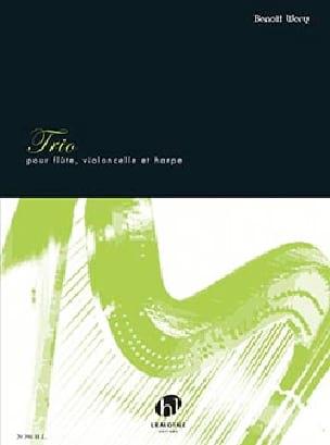 Trio - Benoit Wery - Partition - Trios - laflutedepan.com