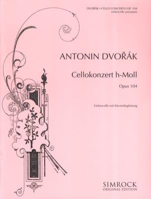 Concerto pour Violoncelle en Si Mineur Op. 104 DVORAK laflutedepan