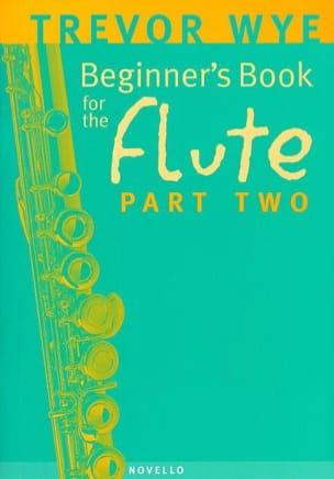 Beginner's book for the flute - Part 2 Trevor Wye laflutedepan