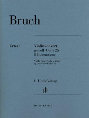Concerto pour Violon en Sol Mineur N°1 Op. 26 BRUCH laflutedepan