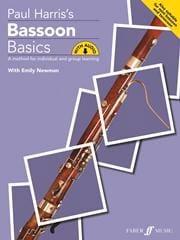 Bassoon Basics Paul Harris Partition Basson - laflutedepan