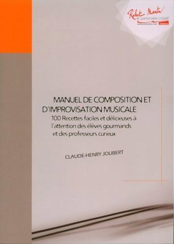 Manuel de composition et d'improvisation musicales - laflutedepan.com