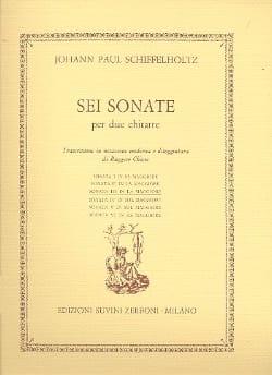 Sonata n° 3 in la maggiore -2 Chitarre laflutedepan