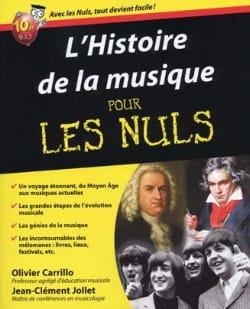 L'Histoire de la Musique pour les Nuls Partition laflutedepan
