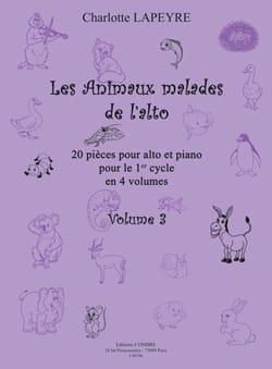 Les Animaux Malades de L'alto Vol.3 Charlotte Lapeyre laflutedepan