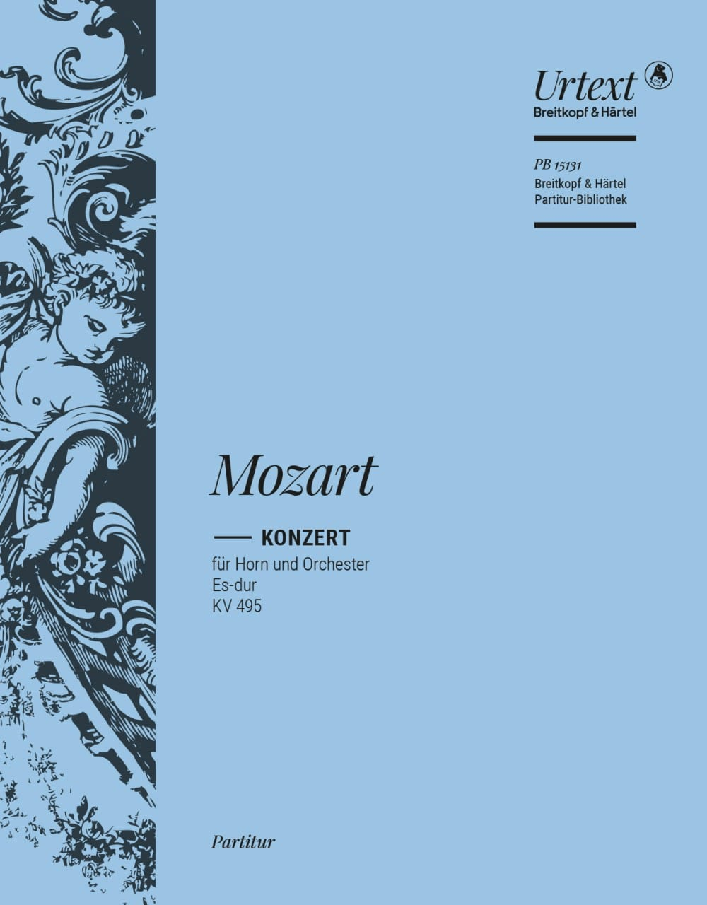 Concerto pour Cor N° 4 en Mib Majeur KV 495 - laflutedepan.com