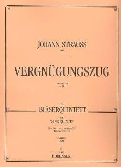 Vergnügungszug, op. 281 -Bläserquintett laflutedepan