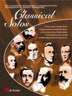 Classical Solos - Piano accompaniment Michael Friedmann laflutedepan