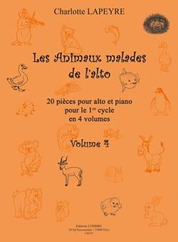 Les Animaux Malades de L'alto Vol.4 Charlotte Lapeyre laflutedepan