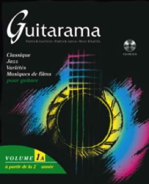 Guitarama Volume 1A - Partition - Guitare - laflutedepan.com