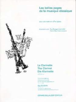 Les belles pages de la musique classique Partition laflutedepan