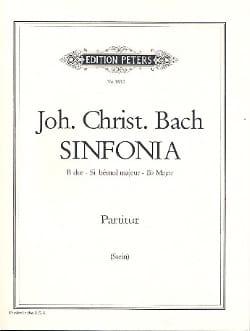Sinfonia N° 2 Si Bémol Majeur Op. 18/2 laflutedepan