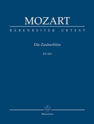 La Flûte Enchantée KV 620 - Partitur MOZART Partition laflutedepan