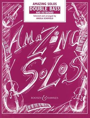 Amazing Solos - Double Bass Angela Schofield Partition laflutedepan