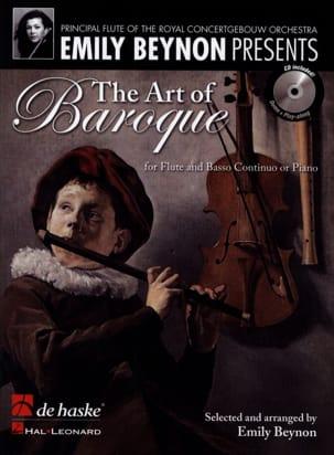 The Art Of Baroque  Partition Flûte traversière - laflutedepan