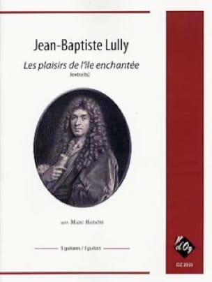 Les Plaisirs de l'Île enchantée extraits - LULLY - laflutedepan.com