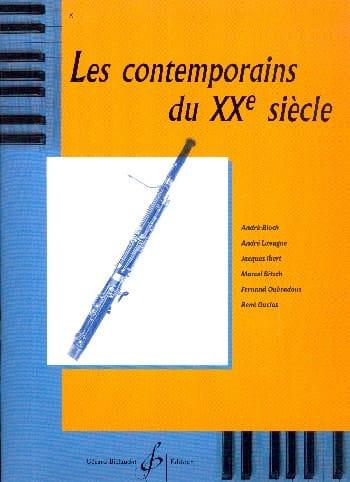 Les contemporains du 20ème siècle -Basson - laflutedepan.com