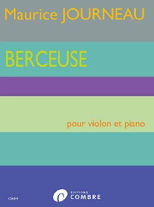 Berceuse - Violon et Piano - Maurice Journeau - laflutedepan.com