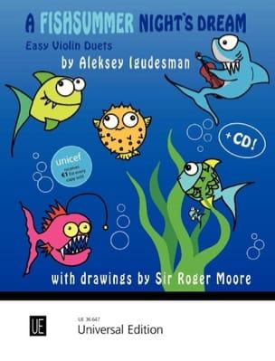Aleksey Igudesman - A Fishsummer Night's Dream - 2 violins - Partition - di-arezzo.co.uk