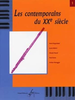 Les Contemporains du 20° Siècle Volume 1 - Flûte - laflutedepan.com