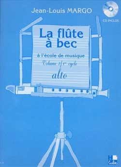 La Flûte à Bec à l'École de Musique Volume 2 laflutedepan
