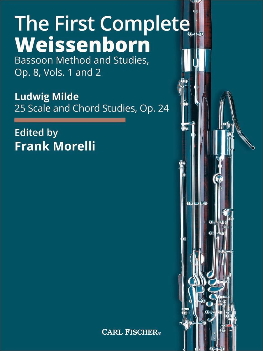 The First Complete - Julius Weissenborn - Partition - laflutedepan.com