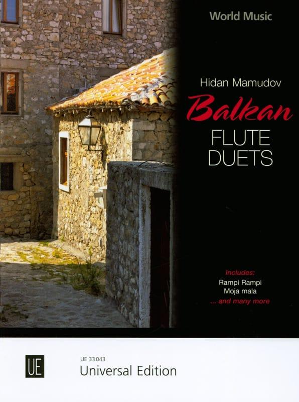 Balkan Flute Duets - 2 Flûtes - Traditionnels - laflutedepan.com