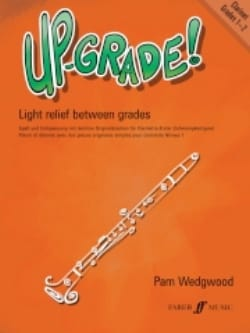 Up-grade ! Niveau 1 -Clarinet Pamela Wedgwood Partition laflutedepan