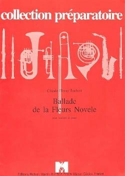 Ballade de la fleurs Novele Claude-Henry Joubert laflutedepan