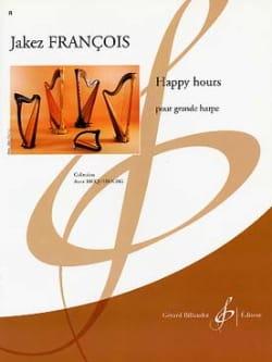Happy Hours Jakez Francois Partition Harpe - laflutedepan