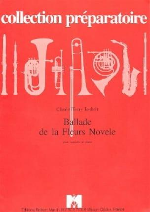 Ballade de la fleurs Novele - Claude-Henry Joubert - laflutedepan.com
