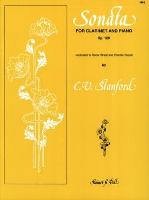 Sonata for clarinet and piano op. 129 laflutedepan