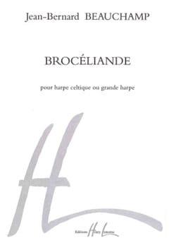 Brocéliande - Jean-Bernard Beauchamp - Partition - laflutedepan.com