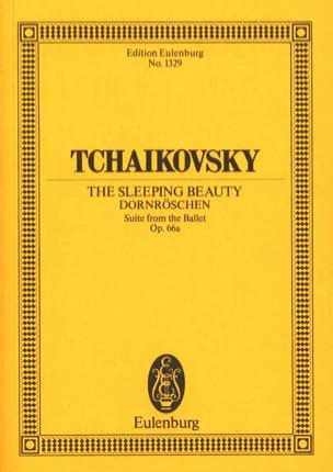 Dornröschen-Suite op. 66a - TCHAIKOVSKY - Partition - laflutedepan.com
