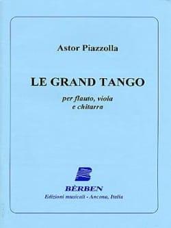 Le Grand Tango -Flauto viola chitarra Astor Piazzolla laflutedepan
