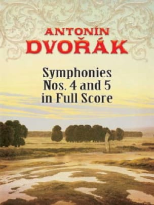 Symphonies n° 4 et 5 - DVORAK - Partition - laflutedepan.com