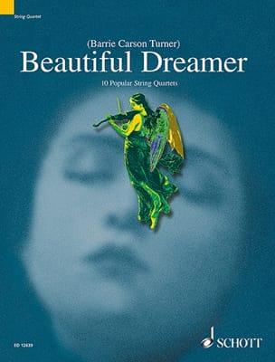 Beautiful Dreamer - String quartet - laflutedepan.com