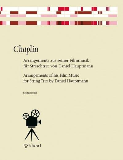 Arrangements de Musique de Film - Charlie Chaplin - laflutedepan.com