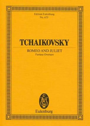 Fantasie-Ouverture Romeo et Juliette TCHAIKOVSKY laflutedepan