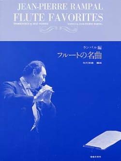 Flute Favorites Jean-Pierre Rampal Partition laflutedepan