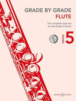 Grade by Grade Flute - Volume 5 Partition laflutedepan
