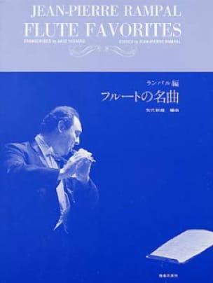 Flute Favorites - Jean-Pierre Rampal - Partition - laflutedepan.com