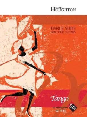 Dance Suite - Tango - Mark Houghton - Partition - laflutedepan.com