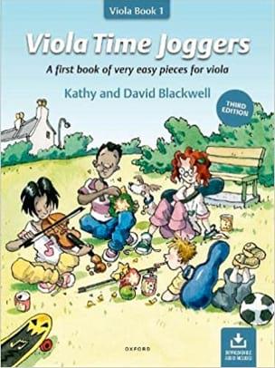 Viola Time Joggers Book 1 Partition Alto - laflutedepan