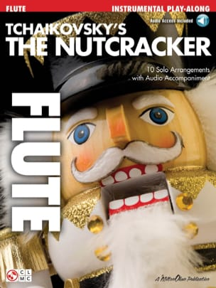 Nutcracker Arrangements For Flute TCHAIKOVSKY Partition laflutedepan