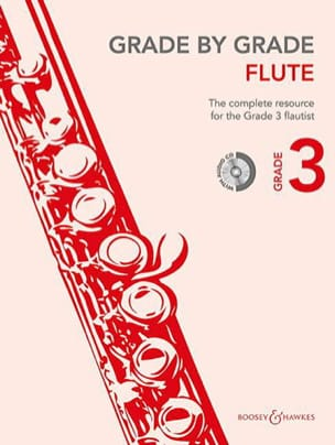 Grade by Grade Flute - Volume 3 - Partition - laflutedepan.com