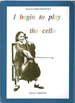 I begin to play the cello Barbara Marcinkowska Partition laflutedepan