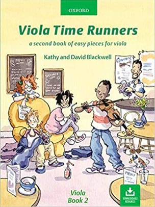 - Viola Time Runners Buch 2 - Partition - di-arezzo.de